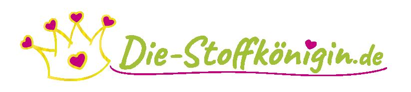 Stoffe als Meterware zu Top-Preisen | Die-Stoffkönigin.de-Logo